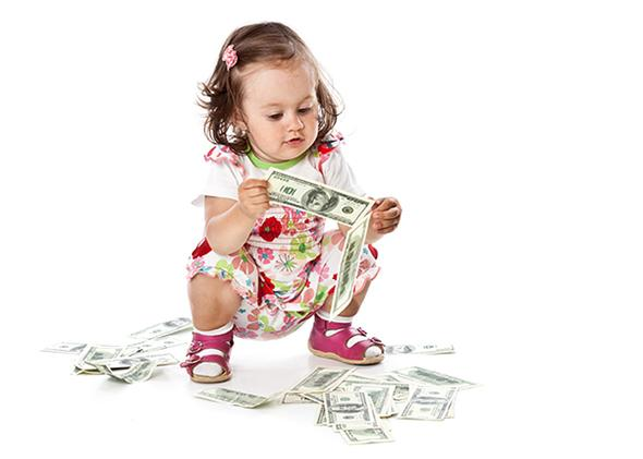 Toddlers and Wealth Stewardship